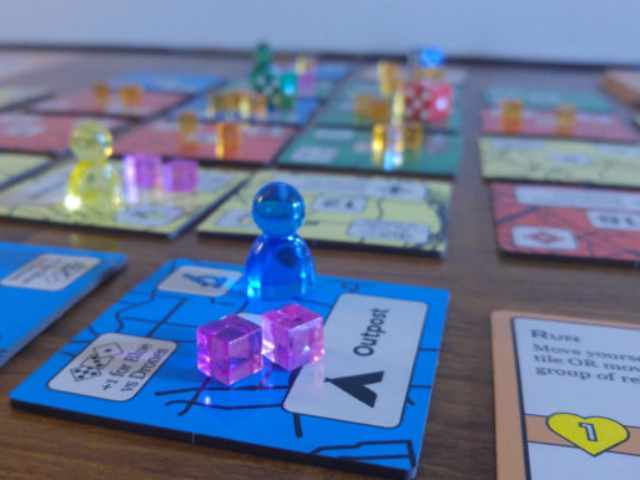 Blue Player Pawn, Faza