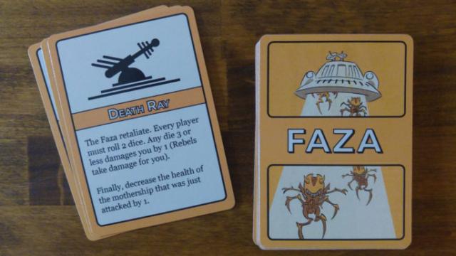 FAZA Cards
