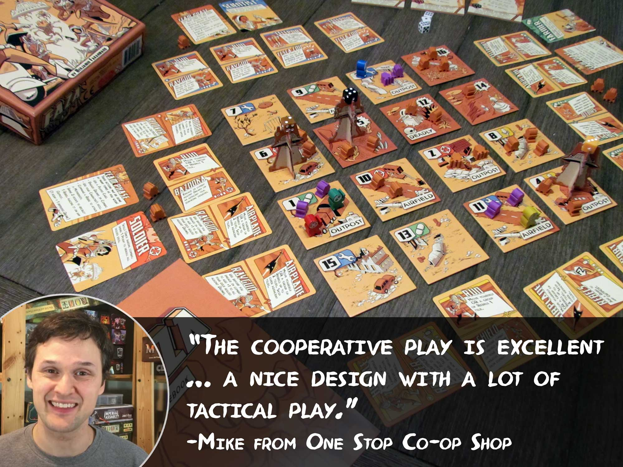 An Excellent Cooperative Game